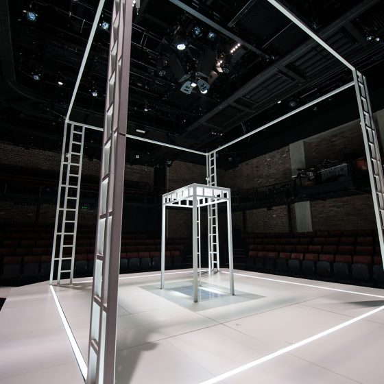 A Clockwork Orange - Liverpool Everyman - Company Season - Lift